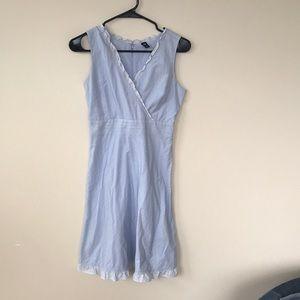Light Blue Gap Dress